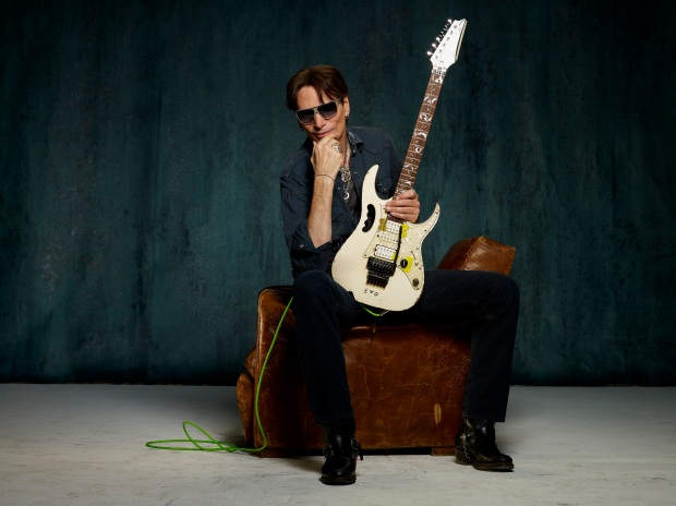STEVE VAI - Photo by Larry DiMarzi