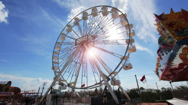 Roda-gigante - dia_Baixa