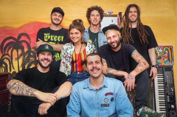 Banda Beats n Bong - crédito Gabriela Paganelli