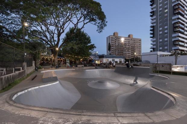 Complex Skatepark. Marcelo Donadussi