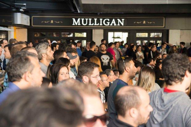 Mulligan Irish Pub e UCL - Dandi Albuquerque - 01